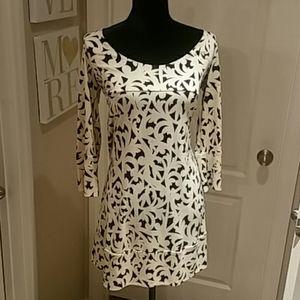 NWOT Diane von Furstenberg Silk Dress Sz 8